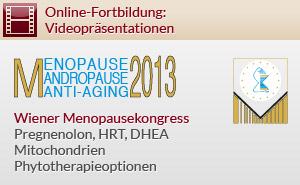 Videopräsentation Menopausekongress 2013