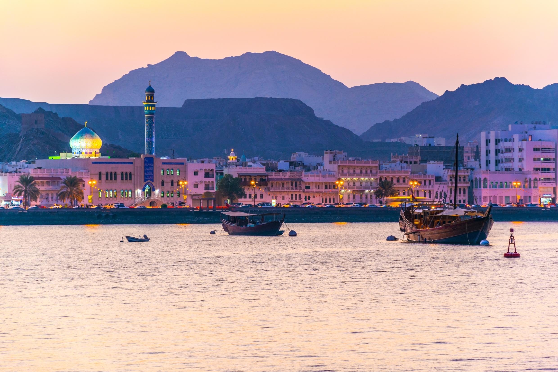 Wissenschaft auf Reisen XX (Oman)